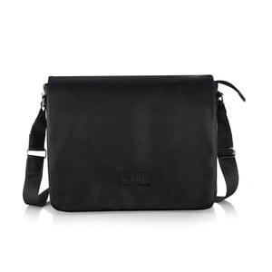 Pánská taška Solier S11, černá
