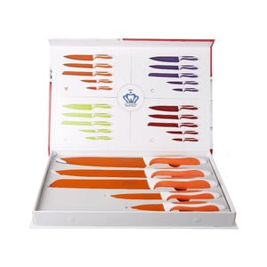 Set 5 ks nožů Orange Cut