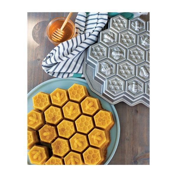 Formă pentru copt Nordic Ware Honeycomb, 2,4 l