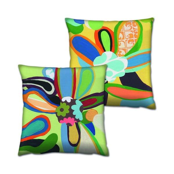 Set 2 perne Gravel Colors II, 42 x 42 cm