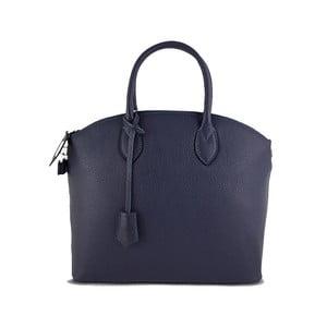 Modrá kabelka z pravé kůže GIANRO' Tutu