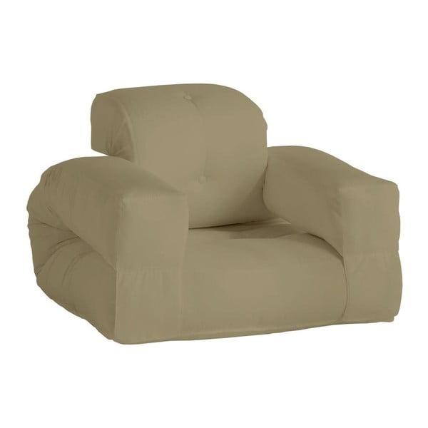 Hippo variálható bézs fotel, kültéri használatra - Karup