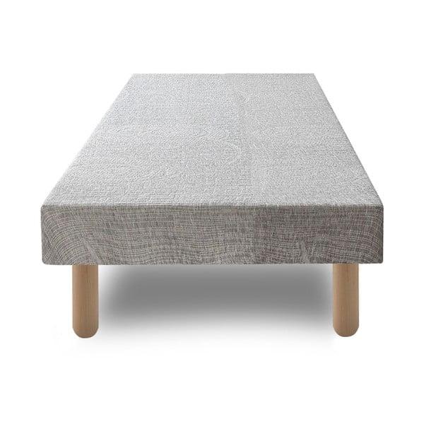 Jednolůžková postel Bobochic Paris Blanc,80x200cm