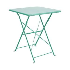 Mátově zelený skládací stůl Butlers Daisy Jane