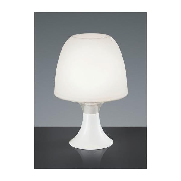 Stolní lampa Akki, bílá