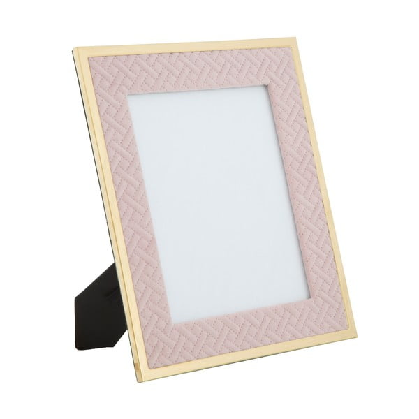 Glam rózsaszín, asztali képkeret, 20 x 25 cm - Mauro Ferretti