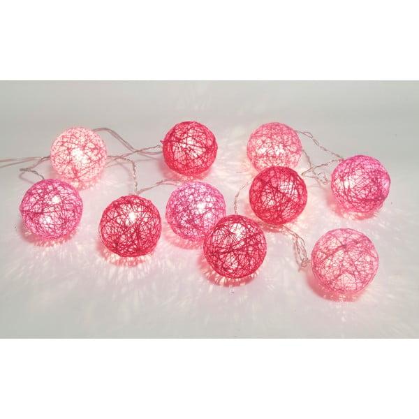 Osvětlení Jolly Light Pink