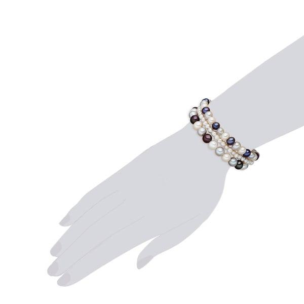 Perlový náramek Gisina