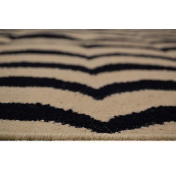 Ručně tkaný koberec Kilim Latika, 150x240cm