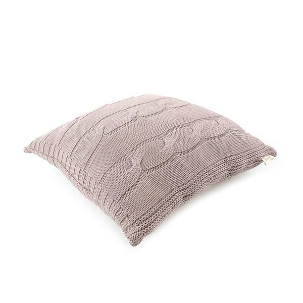 Béžový povlak na polštář Buro
