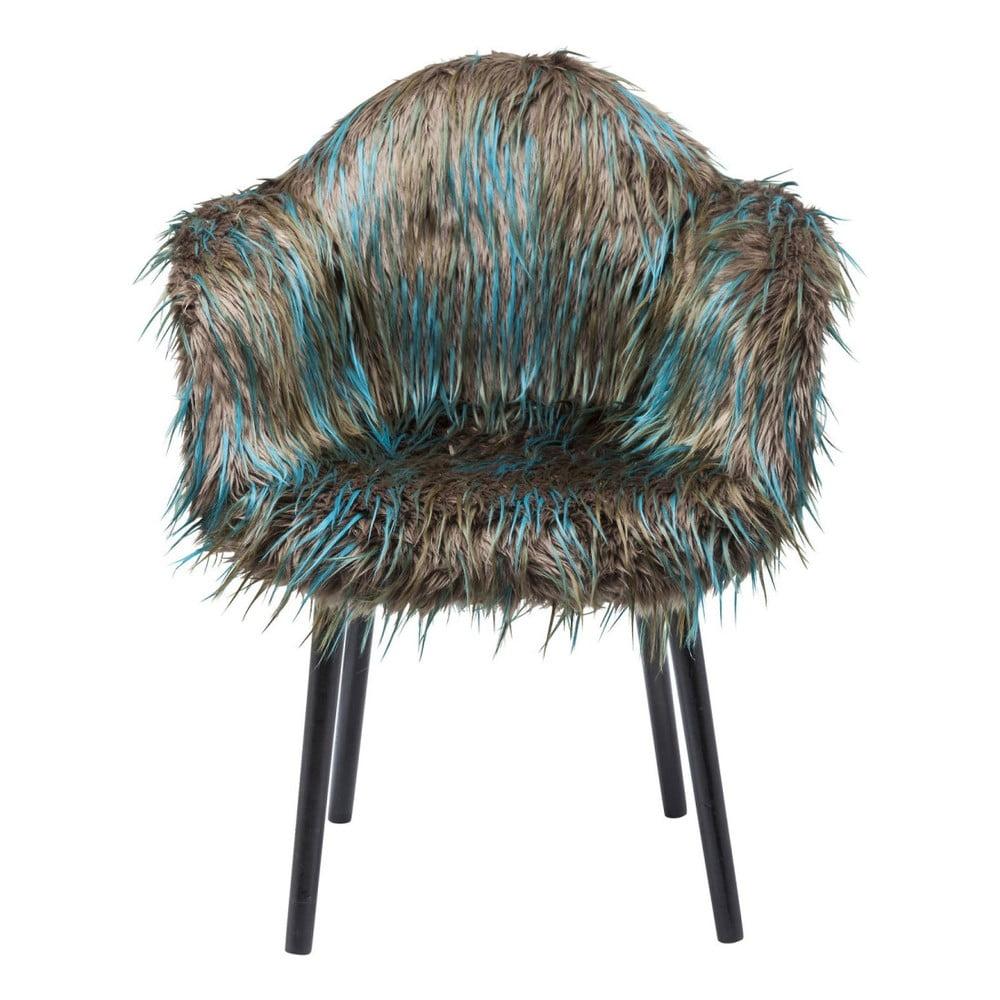 scaun kare design yeti maro albastru bonami. Black Bedroom Furniture Sets. Home Design Ideas