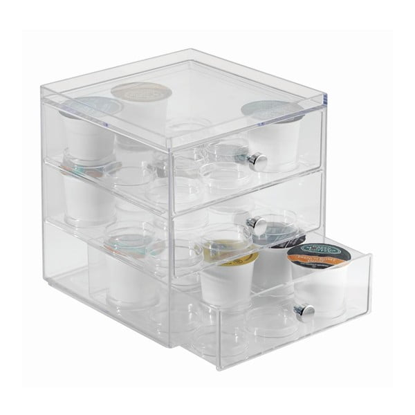 Organizér Coffee Pod 3 Drawer
