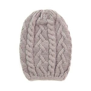 Čepice Knitted Beige