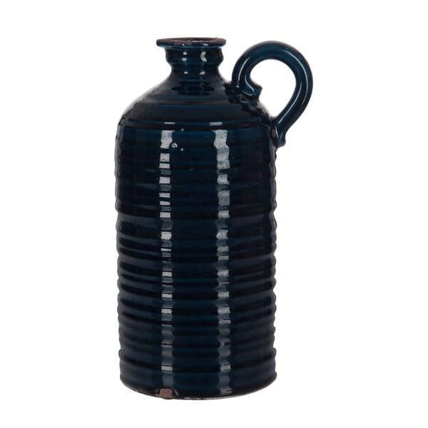 Váza Petrol, výška 30 cm