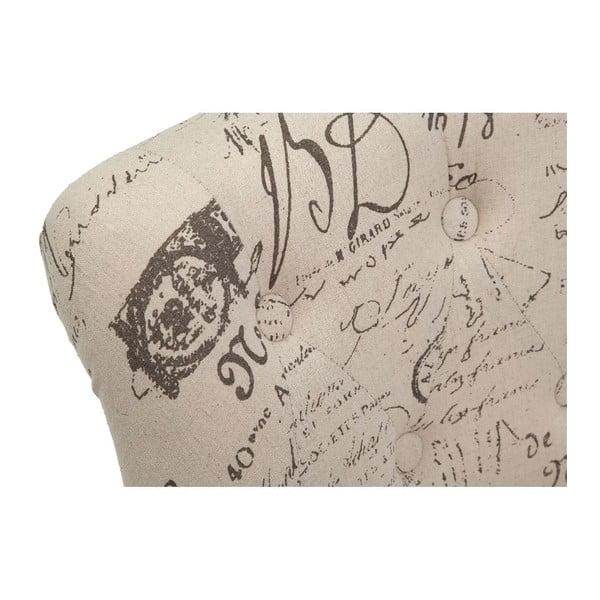 Křeslo Handwriting, 70x63x67 cm