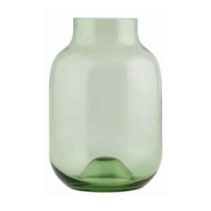 Váza Green Glass Large