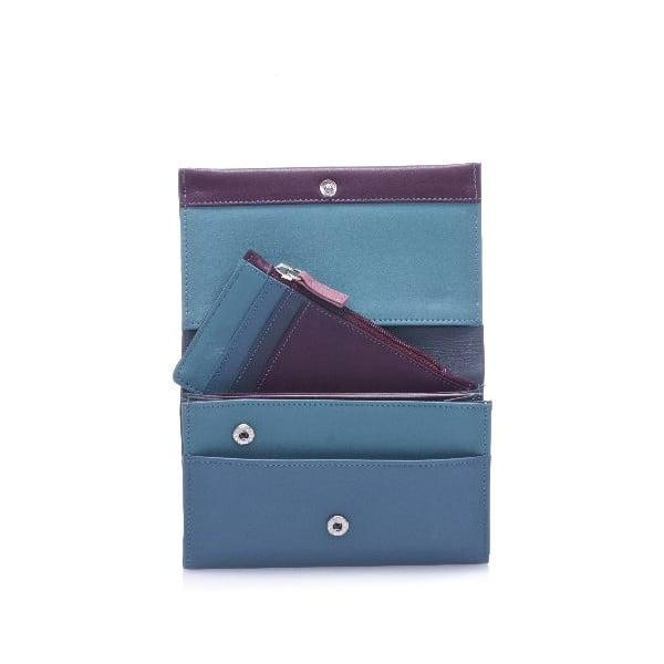 Peněženka a pouzdro na kreditní karty Blue/Purple