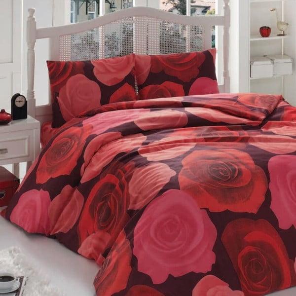 Povlečení Gulend Red, 240x220 cm