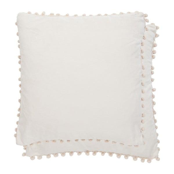 Povlak na polštář Federa 45x45 cm, bílý
