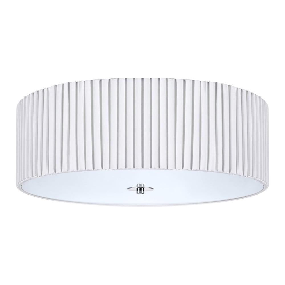 Bílé stropní svítidlo Markslöjd Jackie Plafond 3L, ⌀ 45 cm