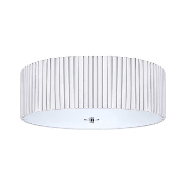 Biele stropné svietidlo Markslöjd Jackie Plafond 3L, ⌀ 45 cm