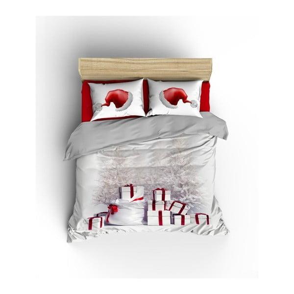 Lenjerie de pat din bumbac Gift, 200 x 220 cm