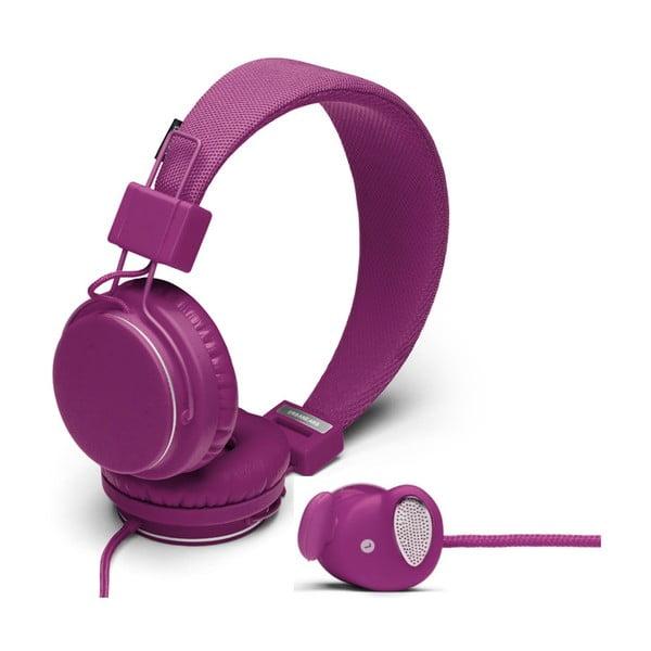 Sluchátka Plattan Grape + sluchátka Medis Grape ZDARMA
