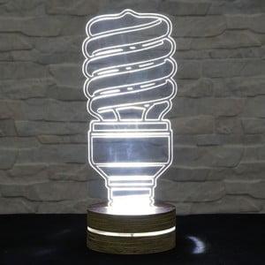 3D stolní lampa Twist
