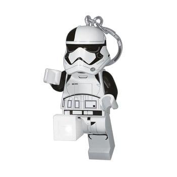 Breloc LEGO® Star Wars First Order Stormtrooper imagine