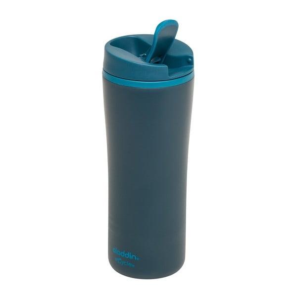 Petrolejově zelený termohrnek Aladdin eCycle Flip-Seal™,350ml