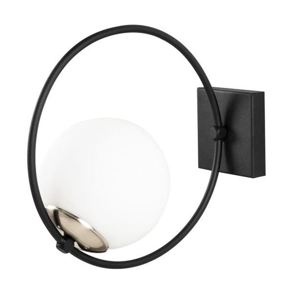 Aria fekete fém falilámpa - Opviq lights