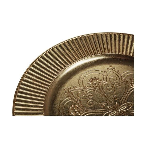 Tavă servire Premier Housewares, auriu