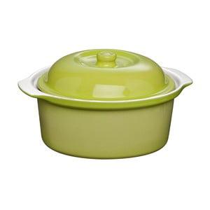 Zelená zapékací mísa Premier Housewares, 3l
