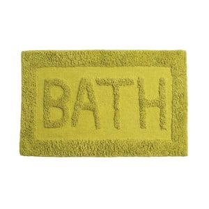 Žlutá koupelnová předložka Premier Housewares