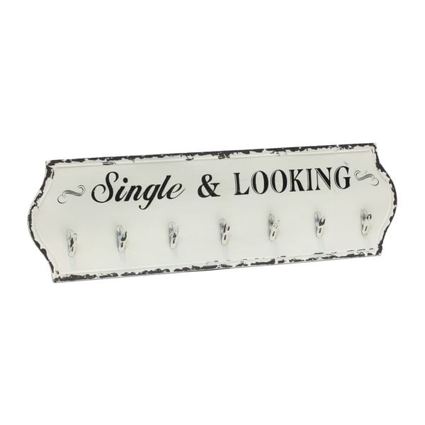 Věšák Novita Single Looking