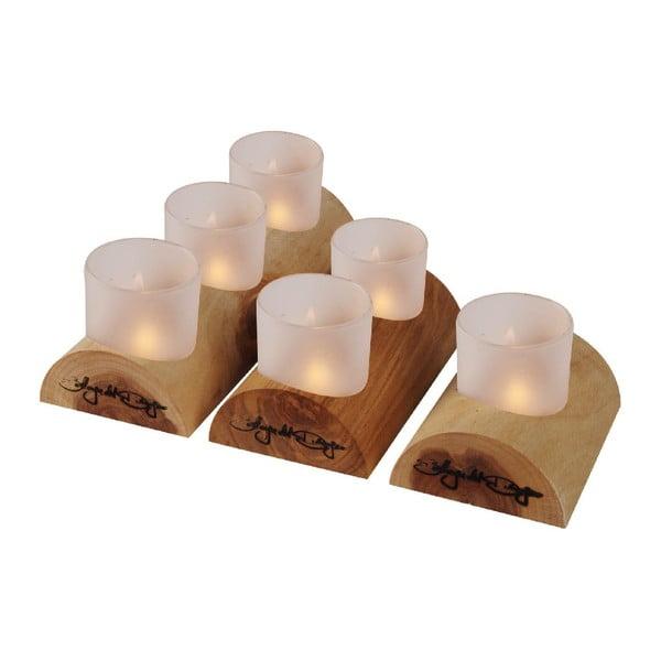 Set 3 svícnů Me