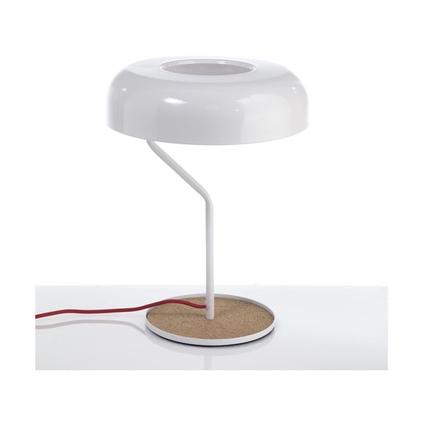 Stolní lampa Jelly White