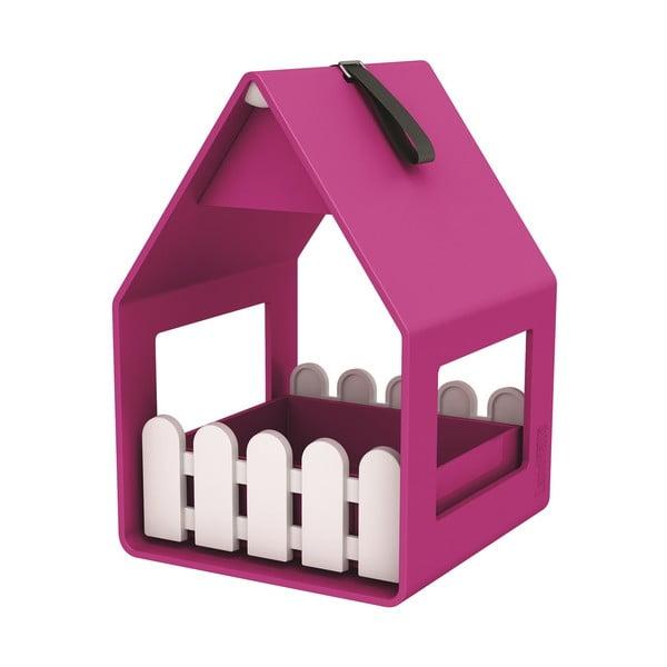 Ptačí budka Landhaus Pink