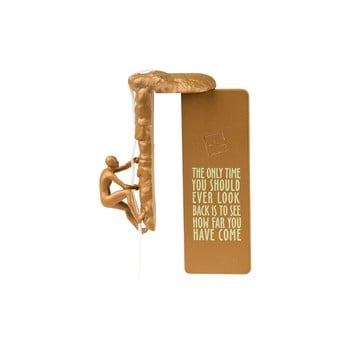 Semn de carte Thinking gifts Cliffhanger Climber de la Thinking gifts