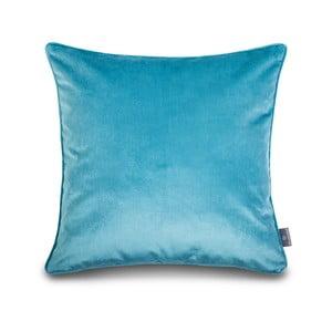 Modrý povlak na polštář WeLoveBeds Azure Coast, 50 x 50 cm