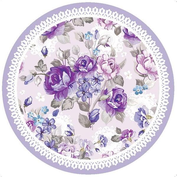 Sada 2 prostírání Purple Roses