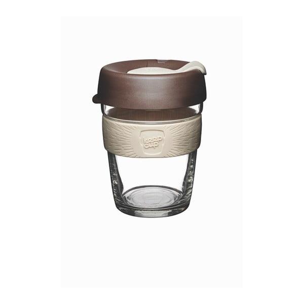 Cestovní hrnek s víčkem KeepCup Brew Roast, 340 ml