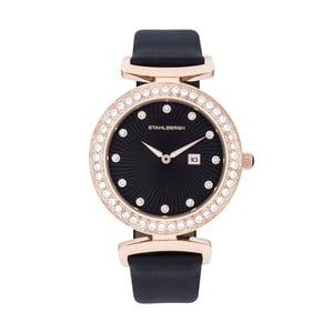 Dámské hodinky Levanger Black/Gold