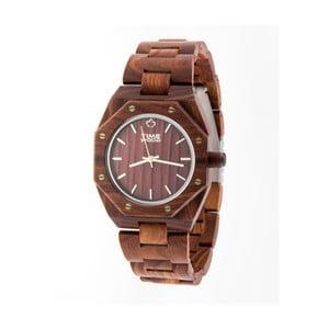 Dřevěné hodinky TIMEWOOD Nelouneck