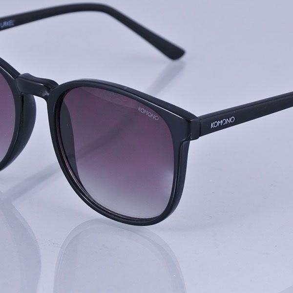 Sluneční brýle Urkel Black Transparent