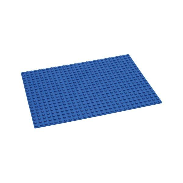 Kék alátét építőkockákhoz - Hubelino
