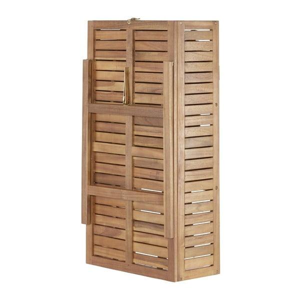 Balkonový set z akáciového dřeva ADDU Serena