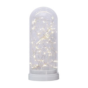 Decorațiune din sticlă, cu LED, Best Season Glass Dome
