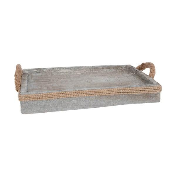 Dřevěný tác Clayre & Eef, 44x36cm