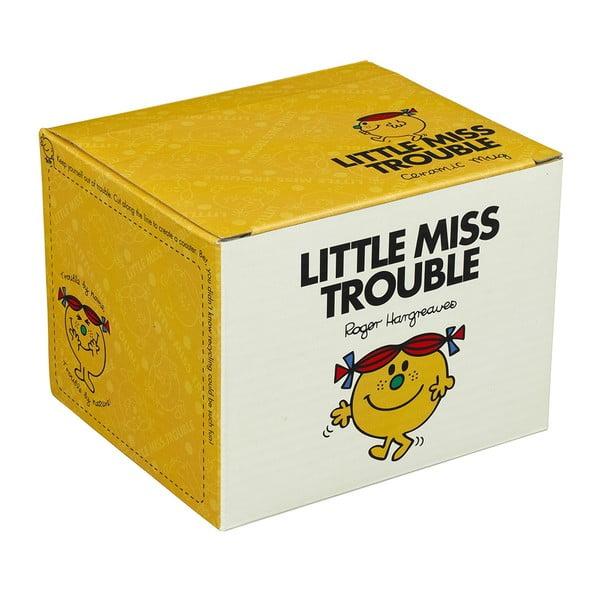 Hrnek Little Miss Trouble (Slečna Potížistka)